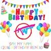 ODESZA feat. Zyra — Say My Name (Kids Want Techno 2016 Remix)