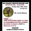 JINSI YA KUTUMIA DAMU YA YESU IKUKOMBOE NA ROHO YA MAUTI-Part-2 Sept 16th, 2016 (Dr Jacob Makwaya)