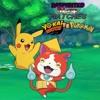 Jibanyan vs Pikachu - Inspirited Pokerap Matches: Yo-kai Watch vs Pokemon #1
