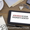 Russell Realty Minute - Pricing Your Home for Sale Recording (draft)