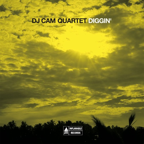 Diggin | dj cam quartet – download and listen to the album.
