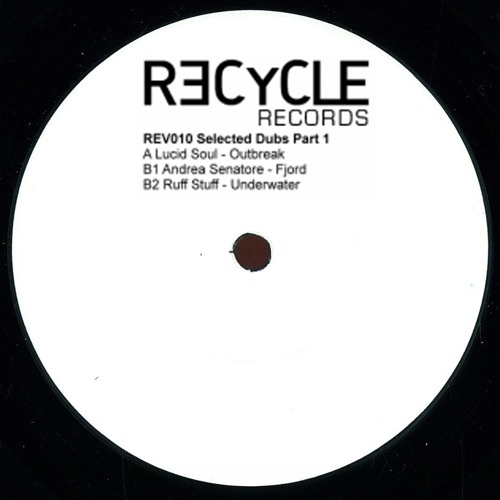 REV010 Various Artists - Selected Dubs Part 1 (Recycle Records)