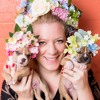 74: Sophie Gamand, Pit Bull Flower Power & Wet Dog: Photography, Intuition, and Fear