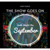 The Show Goes on in September