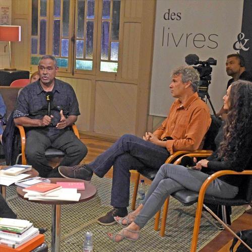 """""""Des Livres et nous"""", 30 août 2016"""