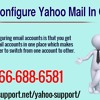 How to configure Yahoo mail in Outlook?