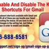 How To Enable And Disable The Keyboard Shortcuts For Gmail