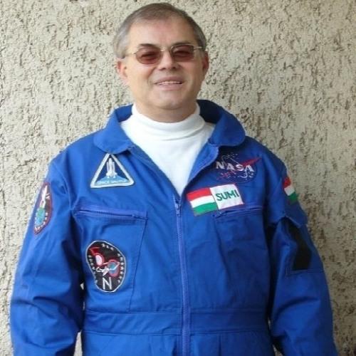Űrmúzeum, űrfa, űrkutatás. Beszélgetés Schuminszky Nándorral