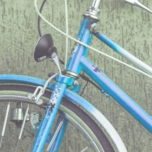Puderummet: #4 Cykelsmeden