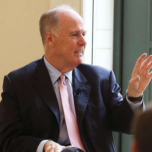 Tom Donilon '85 Explains Threats Next U.S. President Faces