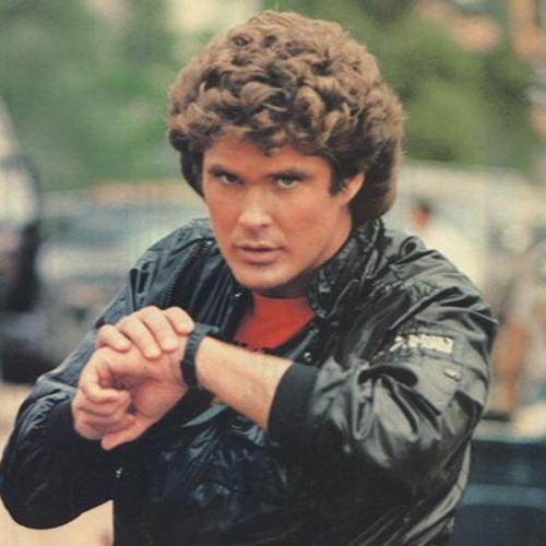 Michael Knight Leather Jacket