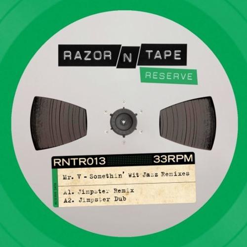 Mr. V - Somethin' Wit Jazz (Jimpster Remix) [Razor-N-Tape] [MI4L.com]