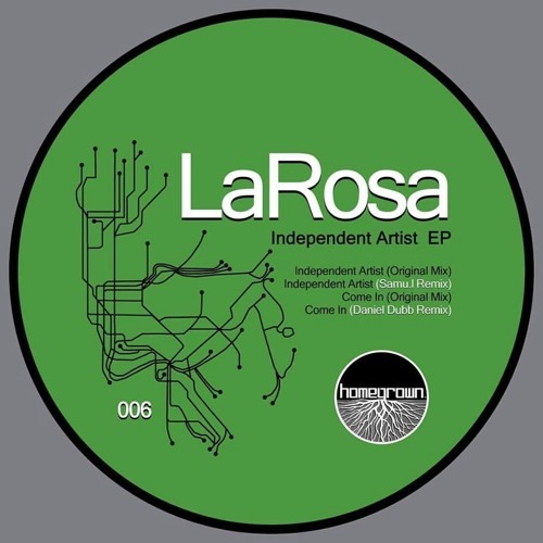 LaRosa - Come In (Daniel Dubb's To The Beat Rub)