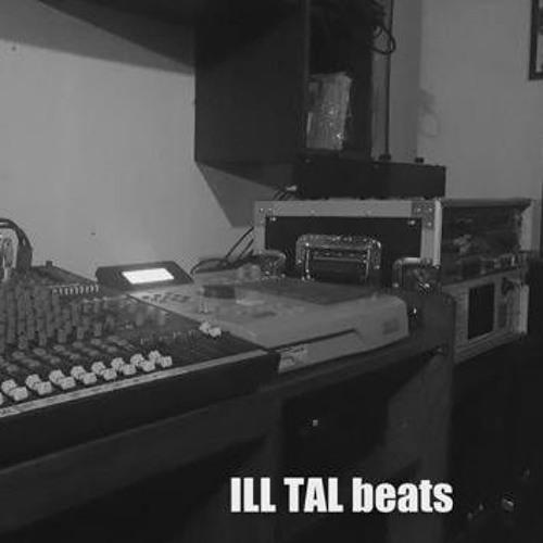 Ill Tal - Lonely Times [Boom bap Hip-Hop Instrumental]
