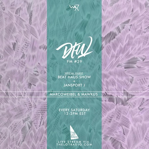 Darker Than Wax FM #39 ft. DJ Jester (Beat Haus Show) + Jansport J • 17th September 2016