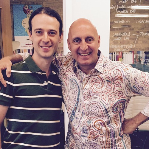Through The Stage Door Episode 2 - Tony Karman of Expo Chicago