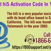 How to get hi5 activation code in Yahoo Mail