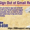 How To Sign Out Of Gmail Remotely?