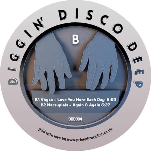 Again & Again - Snippet [Diggin' Disco Deep #4]