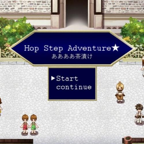 ああああ茶漬け - Hop Step Adventure☆【VOEZ】