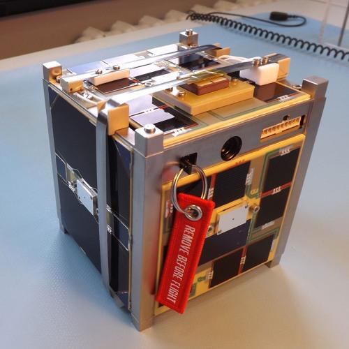 Signal des Picosatelliten BEESAT-4