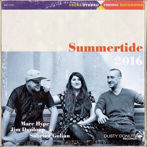 SUMMERTIDE Mix 2016 - WEFUNK Radio Exclusive