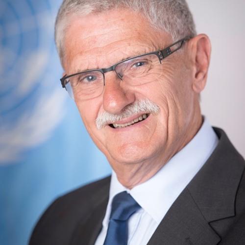 Mogens Lykketoft President United Nations