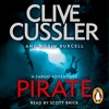 Pirate by Clive Cussler and Robin Burcell (audiobook extract) read by Scott Brick
