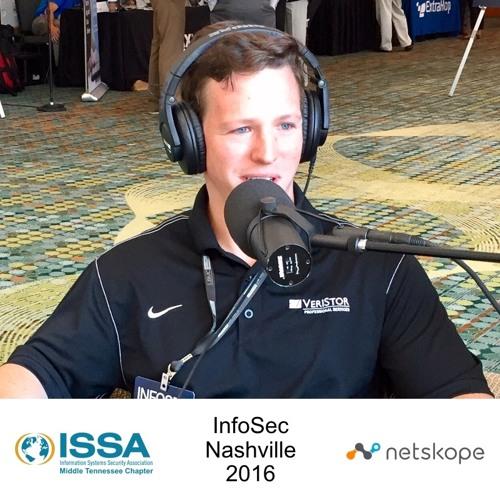 Kyle Bubp at InfoSec Nashville 2016