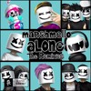 Marshmello- Alone (Slushii Remix) Vs. Getter & Snails ID [STOWSKIII MASH]