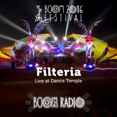 Filteria - Dance Temple 02 - Boom Festival 2016