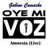 Gabino Camacho - Amnesia (Oye Mi Voz Live Cover)