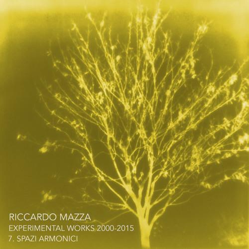 7.SPAZI ARMONICI (Riccardo Mazza Experimental Works 2000-2015)