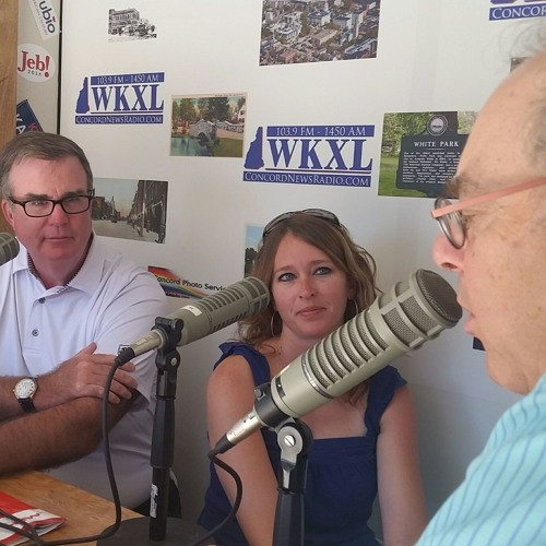 Off The Record with Paul Hodes 9-16-16