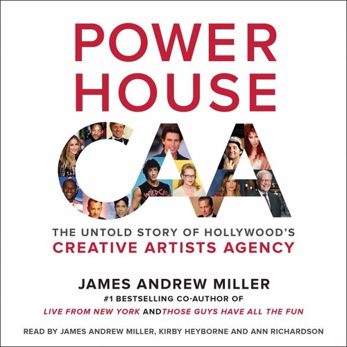 Excerpt from POWERHOUSE by James Andrew Miller