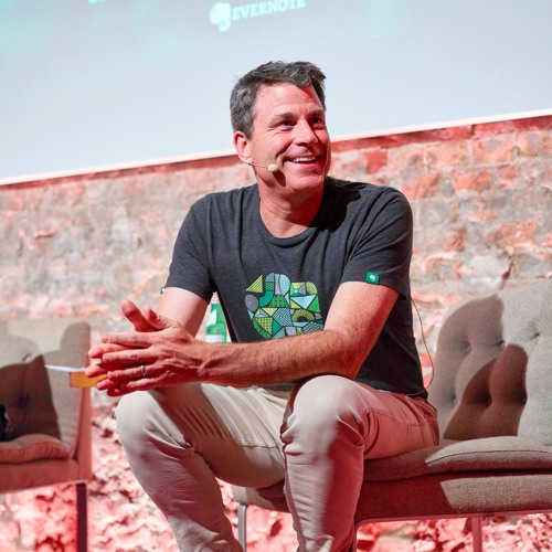 Fireside Chat with Evernote CEO Chris O'Neill