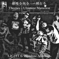 韻踏合組合 × Thorpey - 一網打尽 (LIGHTル Bassline Mashup) *FREE DOWNLOAD IN BUY LINK* Artwork