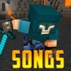 Minecraft Songs Little Square Face Trilogy 1, 2 and 3