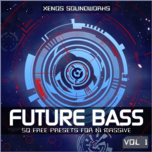 FREE Future Bass presets for NI Massive.