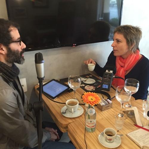 NFJ Café E01 :: entrevista com Luciana Kraemer