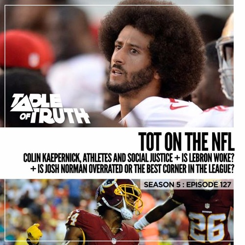 Episode 127: TOT on the NFL
