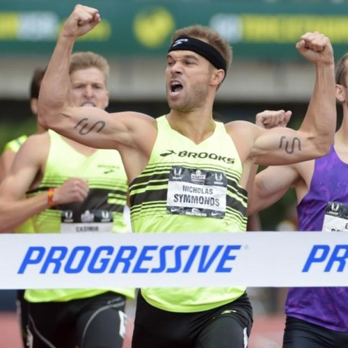 015 - Nick Symmonds - Taking A Hike - Bodies Built For Performance - 800m Training