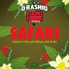 J Balvin - Safari Ft. Pharrel (D - Rashid Lucha Libre edit) Free Download