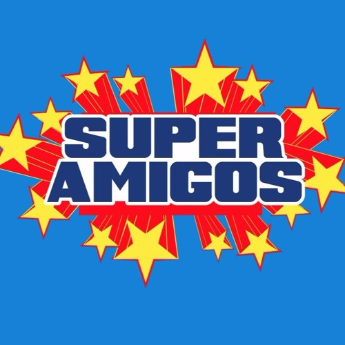 Superamigos 009: Parejas de superhéroes