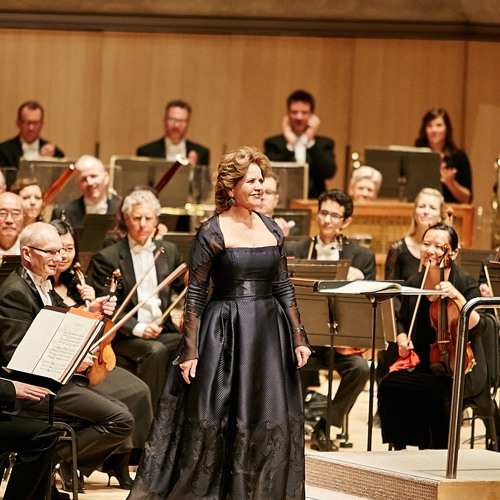 Renée Fleming in conversation with Peter Oundjian