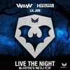 W&W and Hardwell - Live The Night (MRTEN Intro)
