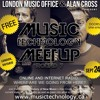 Alan Cross is in London This Weekend for Music-Tech-Meet-Up