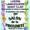 Interview Radio Galaxie 98.5 - Salon de la Proximité de Labastidette et des environs
