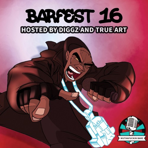 Trained By Legends (Barfest Round 1)