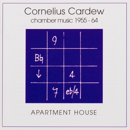 "MRDL45 - ""Octet For Jasper Johns"" from Cardew 55-64"